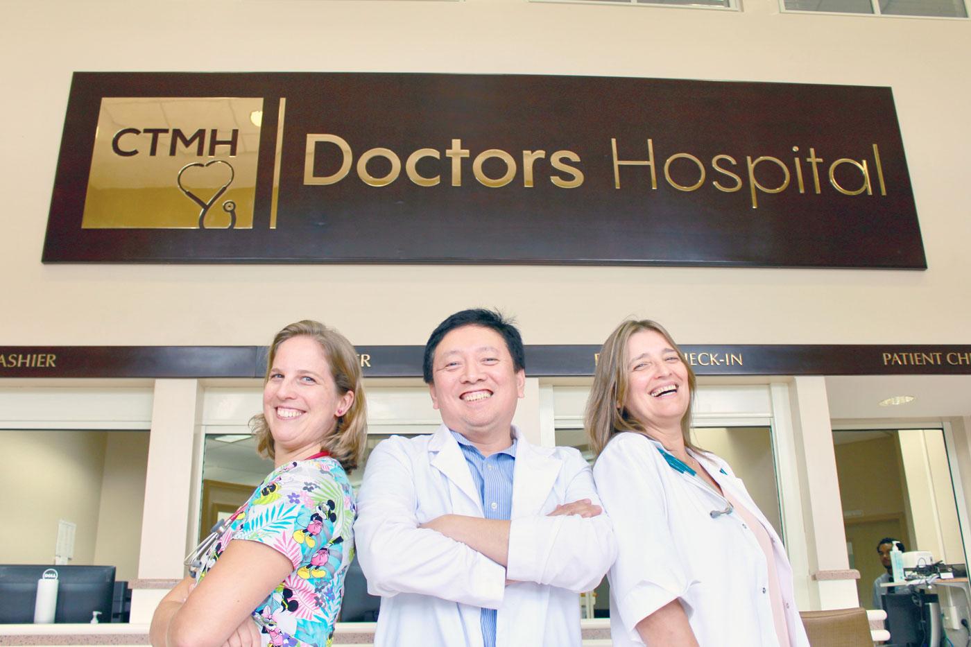 CTMH Doctors Hospital