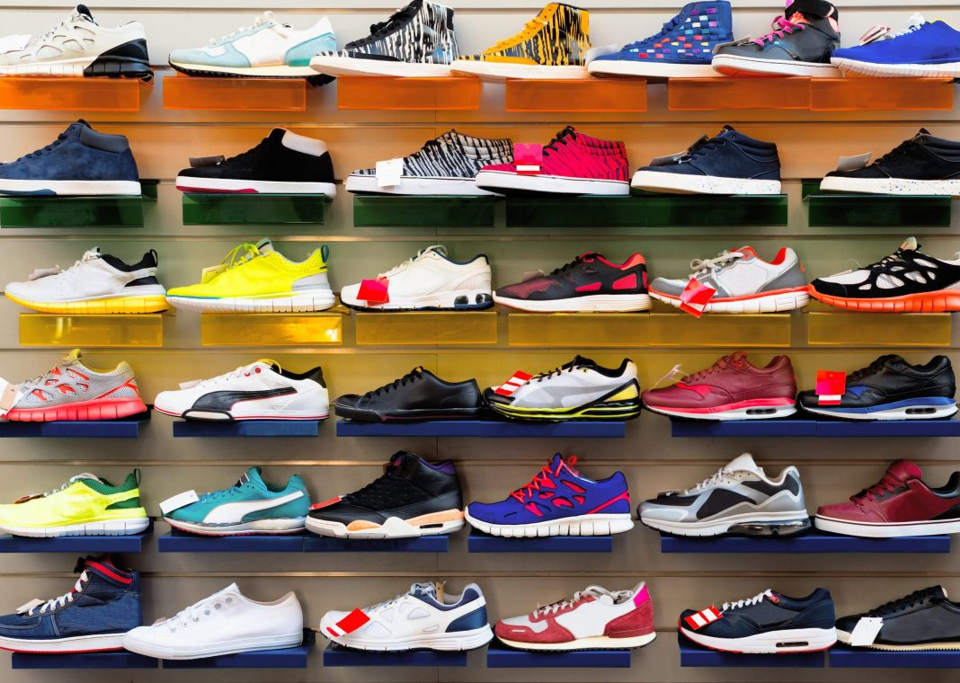 athletic shoe - caymanhealth